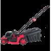 Акумулаторна Косачка за трева с 2 батерии Li-ion, 400мм, 500м2 40л RD-LM23 Raider