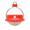 ЛЕД Лампа за къмпинг с магнит и подвижна кука, Зелена